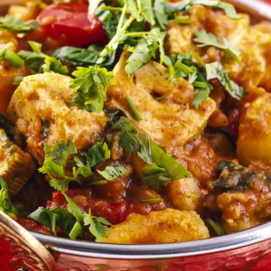 Vegetable Karahi (Medium)